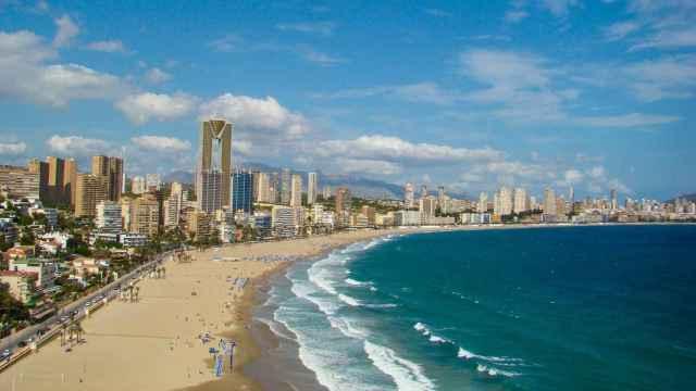 Benidorm y Valencia lideran la ocupación turística en la Comunidad Valenciana con un 70%.