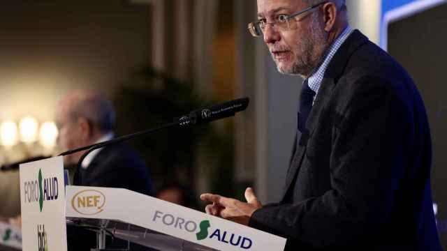 Francisco Igea en el Foro Salud / ICAL
