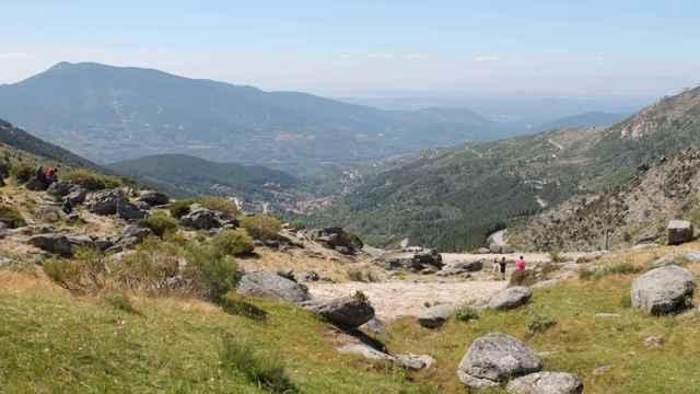 Puerto el Pico (Ávila)