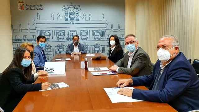 Reunión de la Mesa del Español