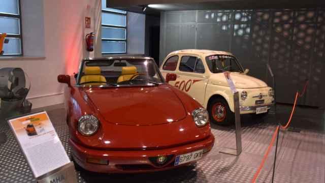 Museo de la Automoción de Salamanca