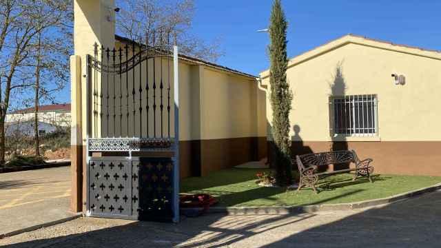 El cementerio de Guijuelo