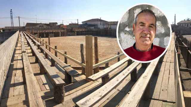 Andrés García Sanz y la Plaza de Palos de Montemayor