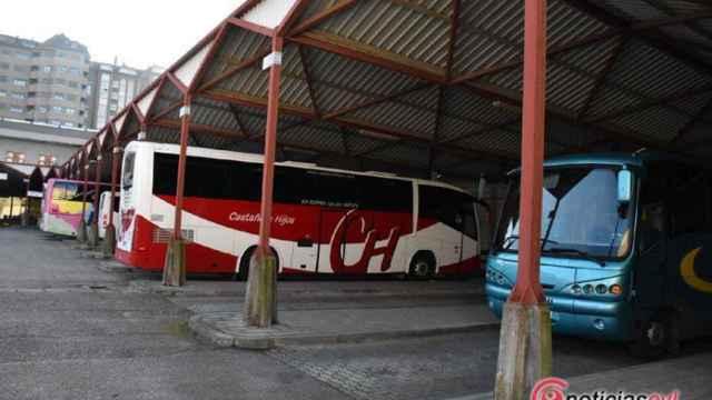 Estación de autobuses de Zamora
