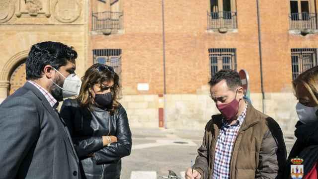 Sandra Veleda y Luciano Huerga
