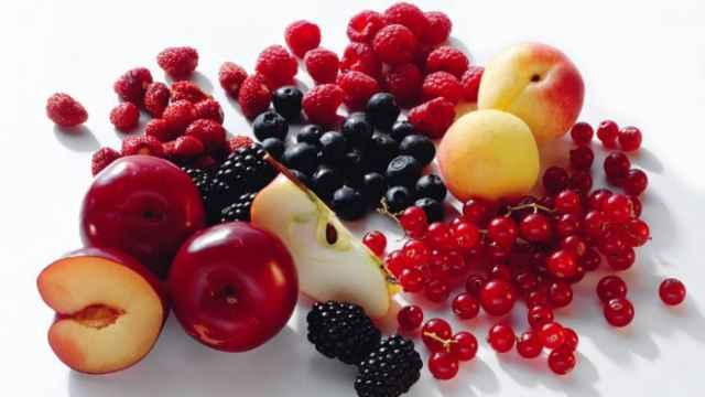 El arándano rojo es, como la mayoría de bayas, una excelente fuente de antioxidantes.