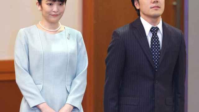 La princesa Mako y su ya marido, Kei Komuro | Foto: Gtres