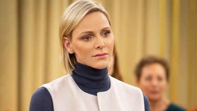 Charlène de Mónaco en una imagen de archivo fechada en noviembre de 2019.