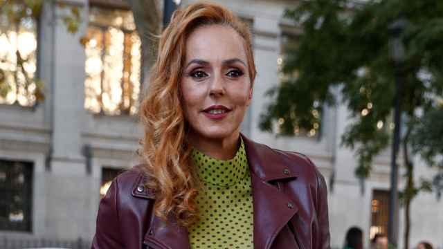 Rocío Carrasco en una imagen reciente fechada a principios del mes de octubre.