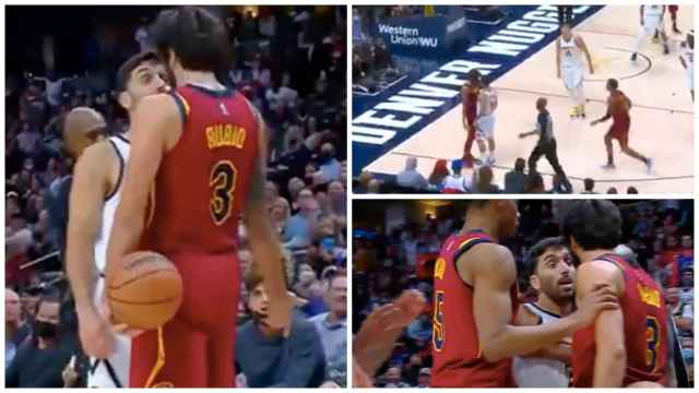 Ricky Rubio vs Facu Campazzo: la bronca de la NBA que casi llegó a las manos