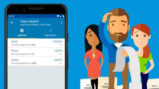 Divide gastos sin tener que registrarse con la aplicación Tricount