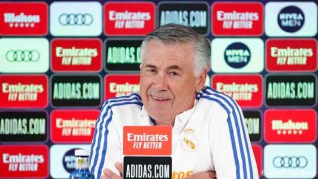 En directo | Rueda de prensa de Ancelotti previa al partido Real Madrid - Osasuna de La Liga