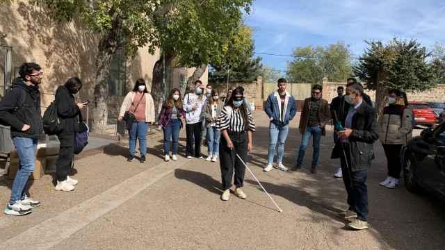 Imágenes del día en Castilla-La Mancha: La UCLM celebra la Semana de la ONCE