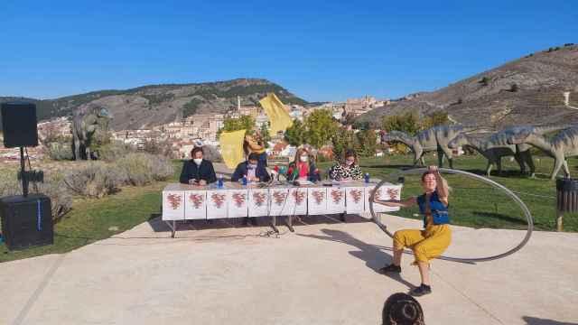 Las calles se llenarán de talento conquense con el festival 'Otoño en Cuenca'