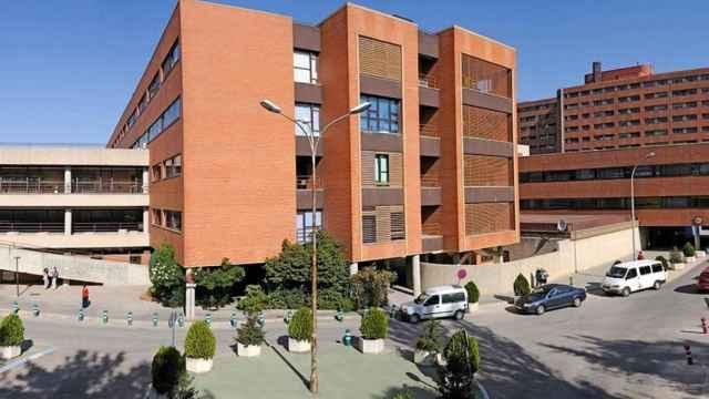 El Hospital de Guadalajara. Imagen de archivo