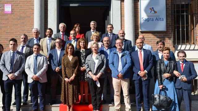 Álvaro Gutiérrez pone como ejemplo de prestación de servicios a Sagra Alta