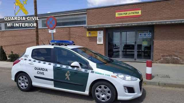 Foto facilitada por la Guardia Civil