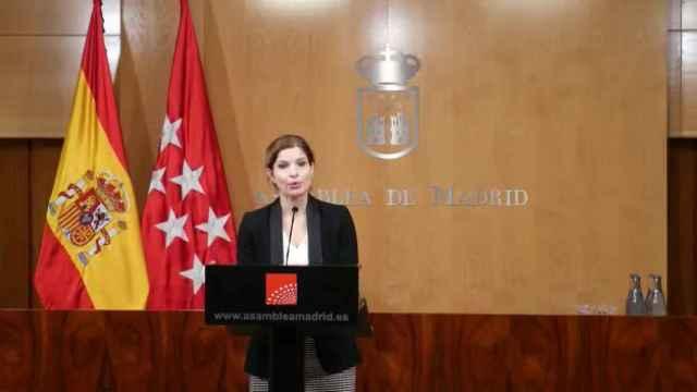 Hana Jalloul renuncia a la portavocía del PSOE en la Asamblea de Madrid.