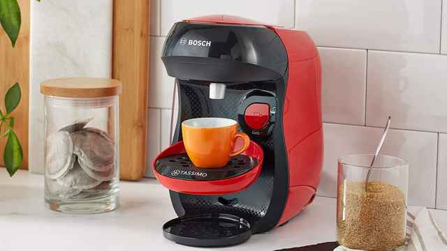 La oferta más irresistible del día: cafetera Bosch al 63% de descuento