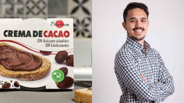 La nueva crema de cacao de Carlos Ríos