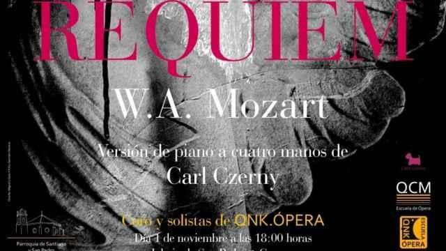 Extraordinaria cita de la Escuela de Ópera con Cuenca el próximo 1 de noviembre