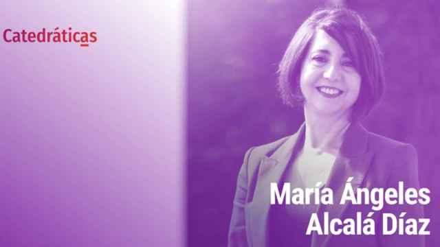 María Ángeles Alcalá Díaz, catedrática de la UCLM.