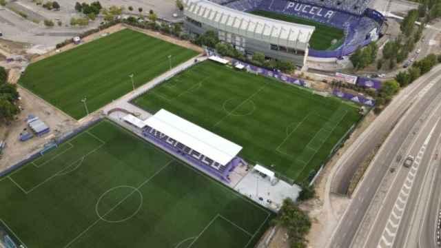 Campos Anexos del Real Valladolid