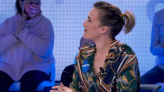 Quién es Cristina Alcázar, la actriz invitada de 'Pasapalabra' desde esta tarde