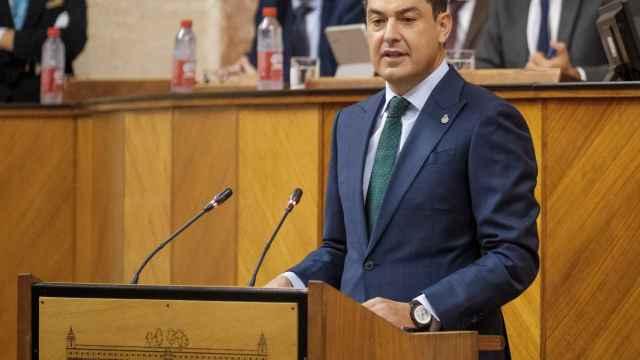 """Moreno reitera negociar """"sin vetos  el presupuesto en  el debate sobre el estado de la comunidad"""