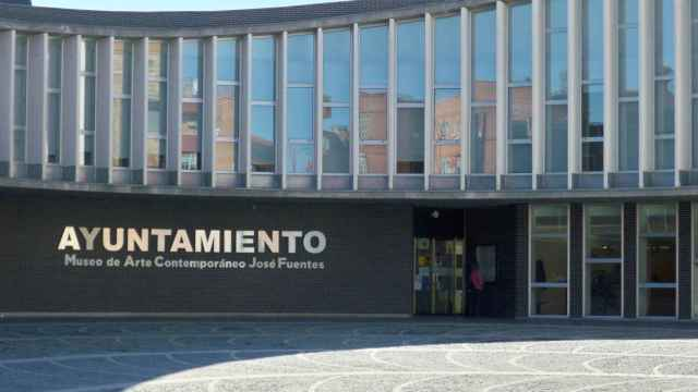 Edificio del Ayuntamiento de Santa Marta