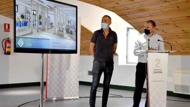 Presentación del Centro de Innovación Tecnológica Silver Economy en Zamora