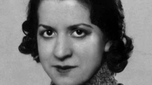 La pianista zamorana Amparo Barayón