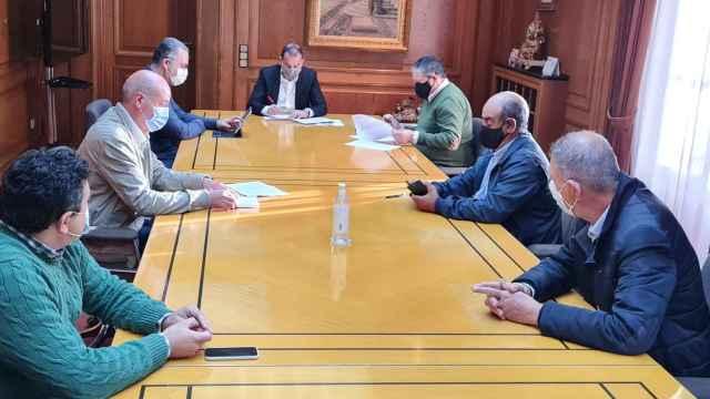 Junta de Gobierno de la Diputación de Zamora