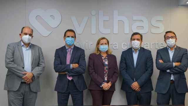 La alianza de Vithas y Medtronic para la renovación tecnológica y la innovación asistencial