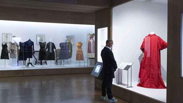 Exposición permanente en el Museo del Traje.