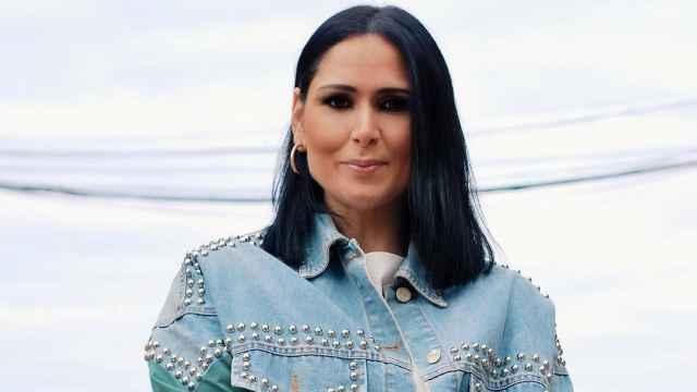 La cantante Rosa López en una imagen reciente de sus redes sociales.