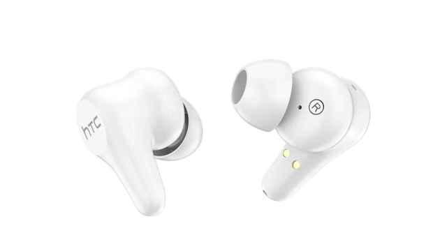La compañía lanza sus HTC True Wireless Earbuds