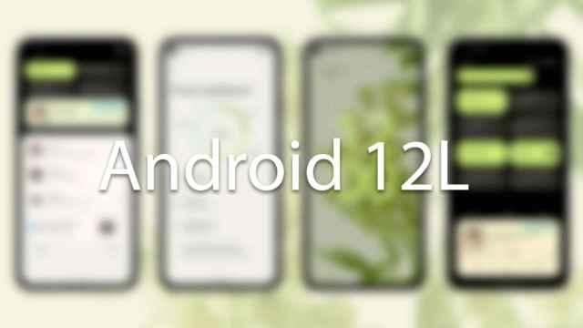 Android 12L está diseñado para plegables, tablets y Chromebooks