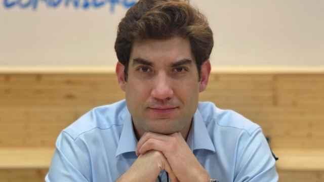 Manuel Fuentes, ingeniero aeronáutico y CEO de Cisneria Engineering.