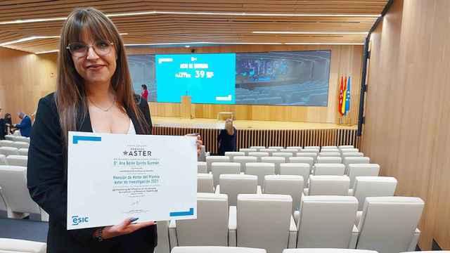 Imágenes del día en Castilla-La Mancha: premio a la UCLM por una investigación sobre marketing