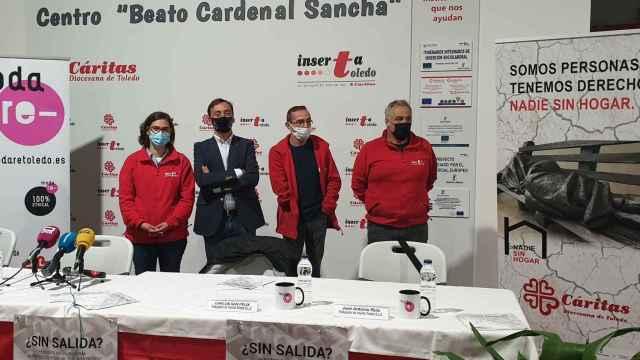 Cáritas Toledo alerta del laberinto que supone el sistema de protección social