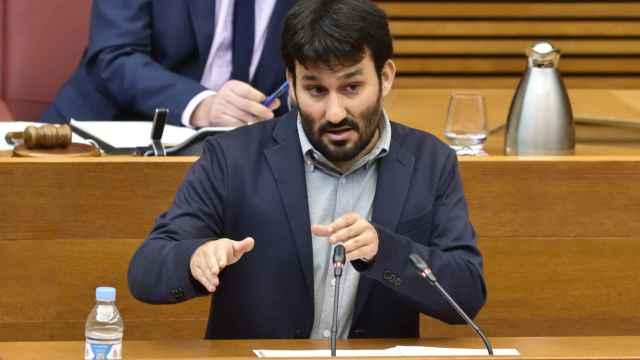 Vicent Marzà, 'conseller' de Educación del Gobierno valenciano. EE