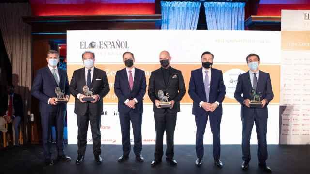 Los Leones de EL ESPAÑOL 2021: las imágenes de la entrega de premios