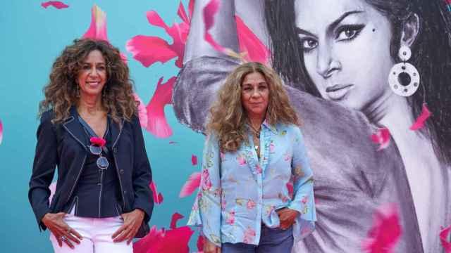 Hablamos con Lolita y Rosario Flores de 'Lola', la serie documental que estrenahoy Movistar+.