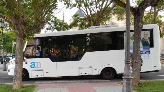 Autobús urbano de Zamora