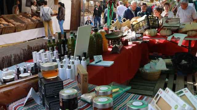 Rutas, vino y producto 'Made In Costa Blanca' darán comienzo a la Fira de Tots Sants en Cocentaina