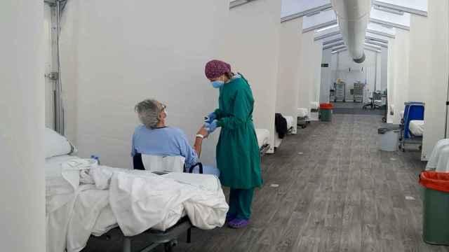 La Consellera notifica un paciente ingresado en Elche con la variante Delta Plus.