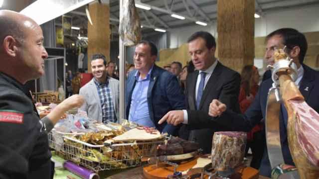 La gastronomía de Braganza, en la Feria de la Caza, Pesca y Castaña