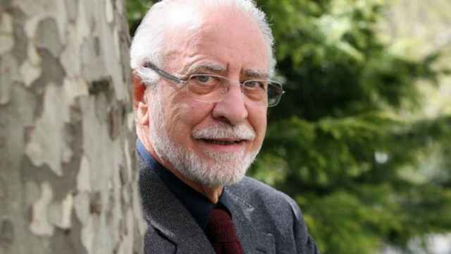 José María Merino. Fotografía: ICAL