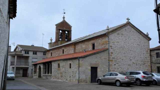 Imagen de archivo del municipio salmantino de Aldearrodrigo